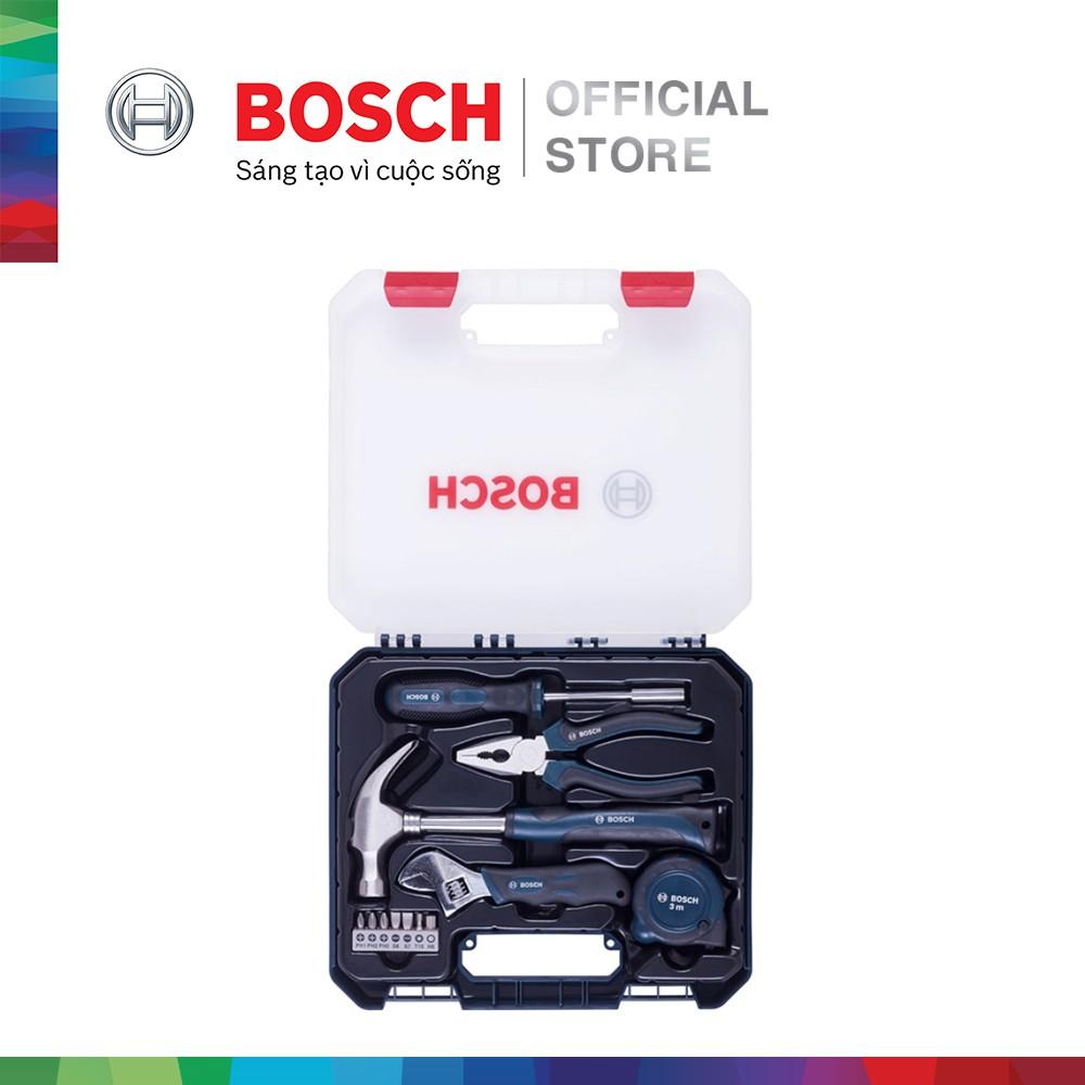 [NHẬP BOSCH10 GIẢM 10%] Bộ dụng cụ đa năng Bosch 12 món