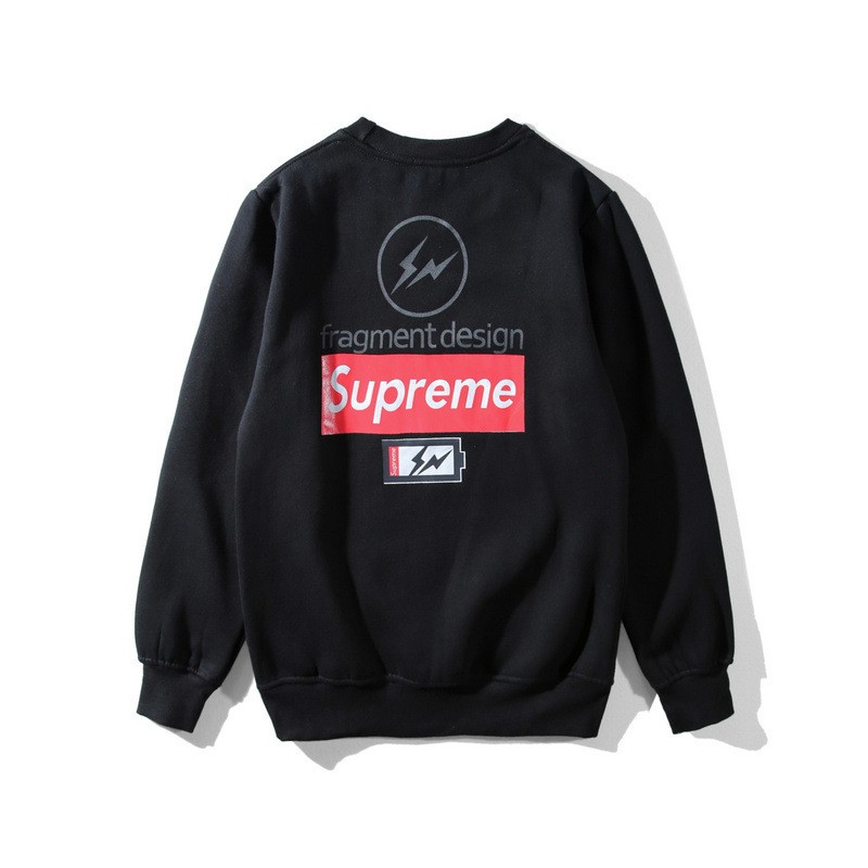 Áo Sweater Battery Supreme