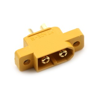 XT60E-M Mountable XT60 Male Plug Connector For RC Models Multicopter