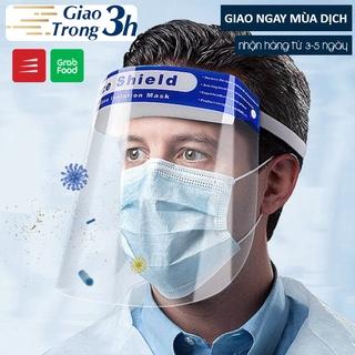 Kính chống giọt bắn, che mặt phòng dịch y tế Faceshield chính hãng BOPA