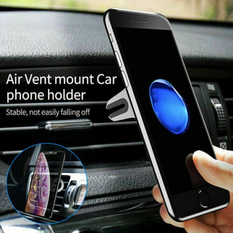 Giá đỡ nam châm gắn điện thoại đa năng tiện lợi cho bảng điều khiển xe hơi