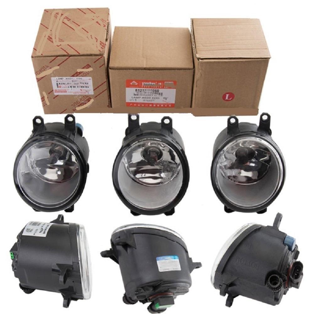 1 Set Car Fog Light Lamp for Nissan Maxima 2007-2016