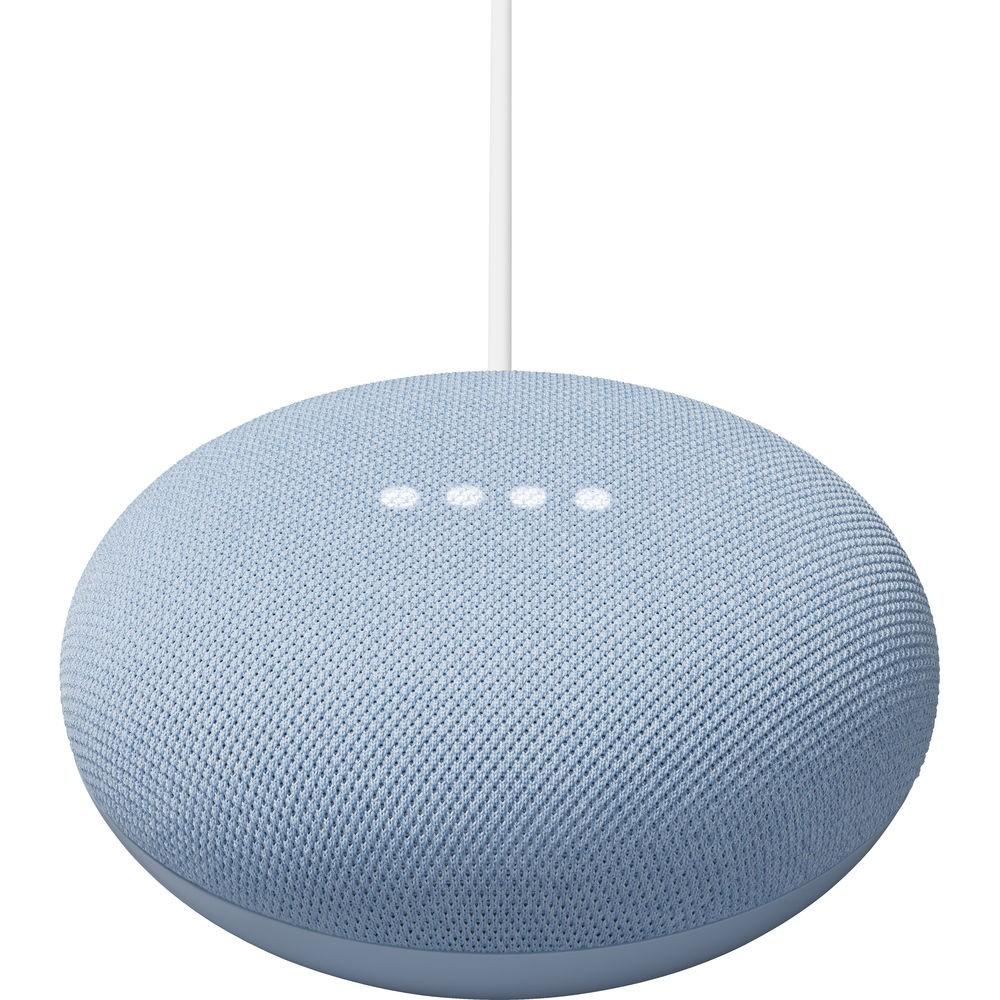 [Mã NOWSHIPT5VUI1 giảm 20k đơn 50k] Google Nest Mini Gen 2, loa thông minh tích hợp trợ lý Google, BH...