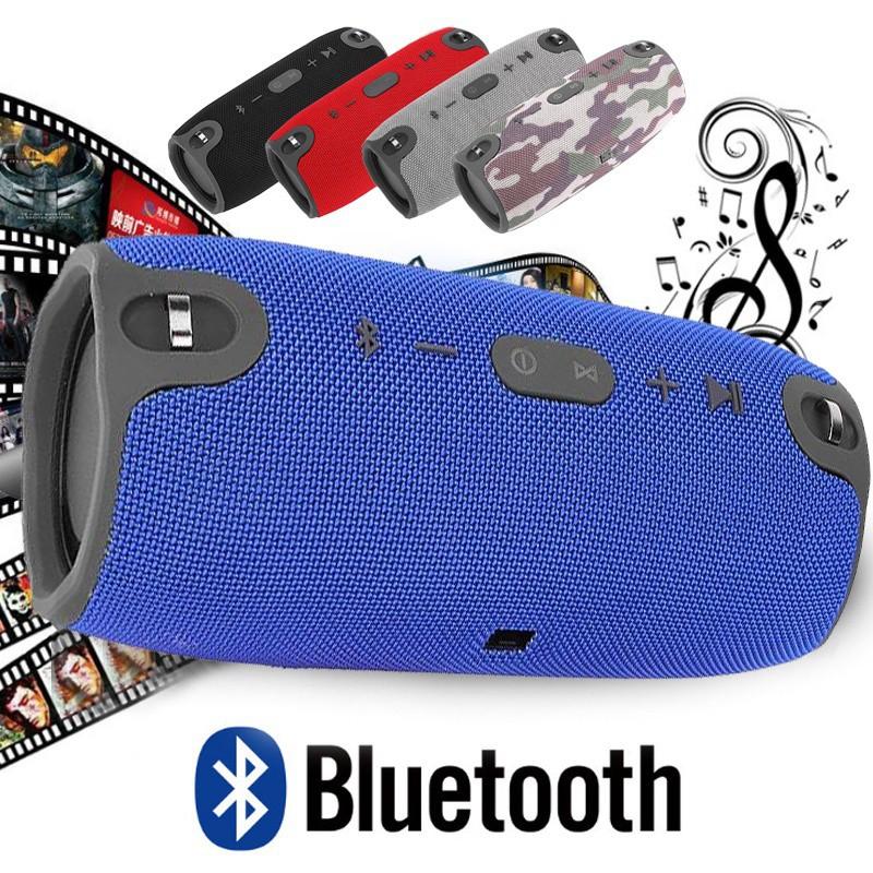 Loa Bluetooth Không Dây Chống Nước Kiêm Đài Fm