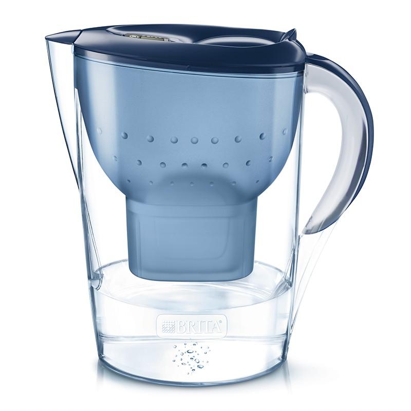 [Mã HLBEST1111 giảm 15% đơn 99K] Bình lọc nước BRITA MARELLA XL - 3,5l (có sẵn 1 lõi lọc Maxtra Plus)