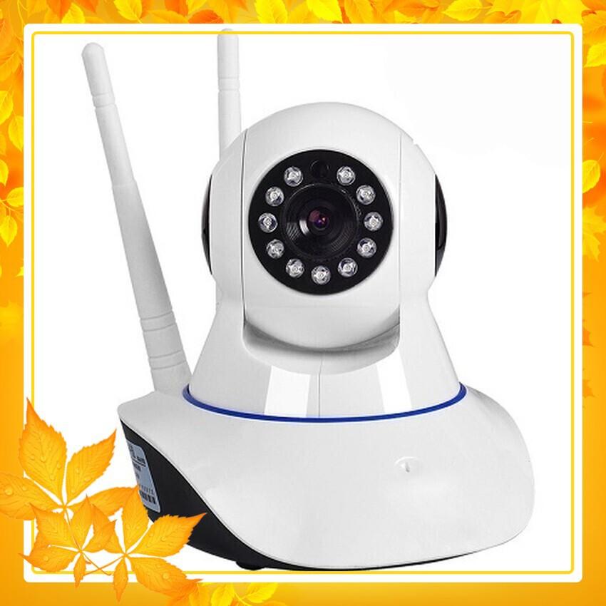 (RẺ VÔ ĐỐI) Thiết bị Camera IP không dây xoay 360 độ quan sát ngày đêm Yoosee Z06HD