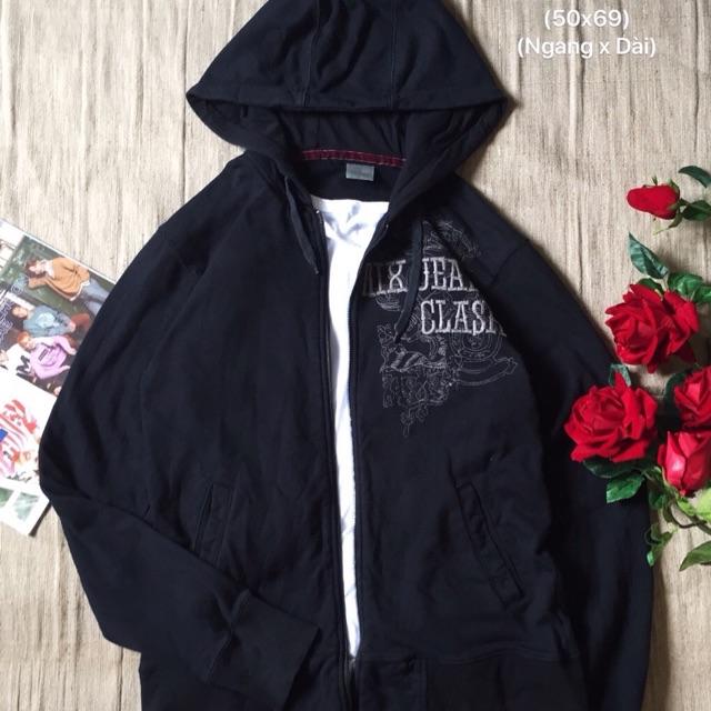 Áo hoodie zipper