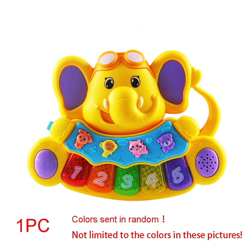 Baby Toys Music Cartoon Organ Educational Developmental Kids Toy Gift