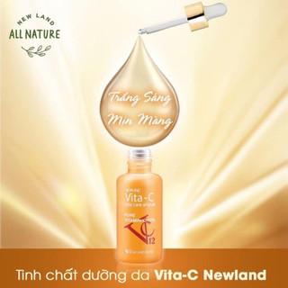 Hot Tinh Chất Cô Đặc Dưỡng Trắng Da Vita-C Total Care Ampule NewLand thumbnail