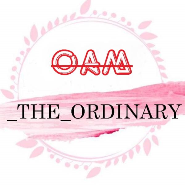 0AM_THE_ORDINARY
