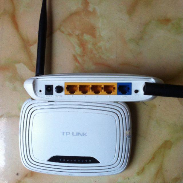 Bộ wifi tplink 740n nổi tiếng đã qua sử dụng như mới