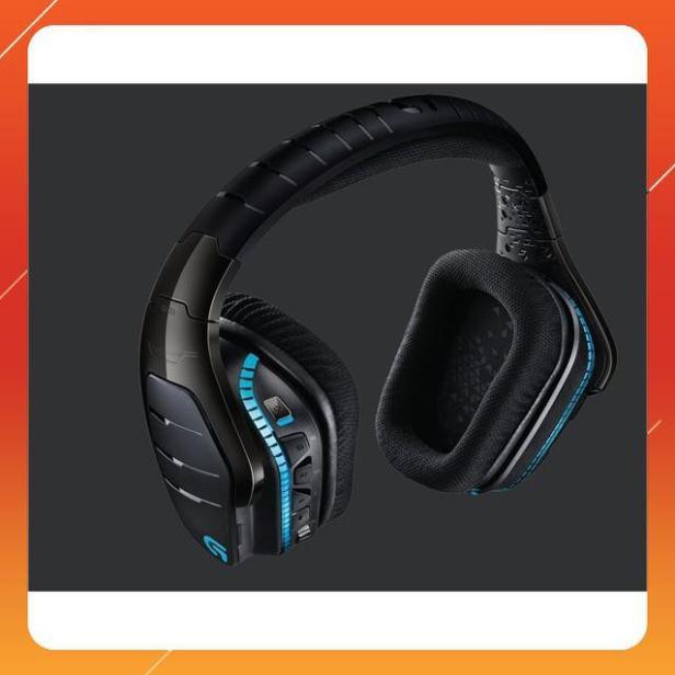 Sp Tai nghe game thủ không dây Logitech G933 (Wireless 7.1 Gaming Headset) - có bảo hành