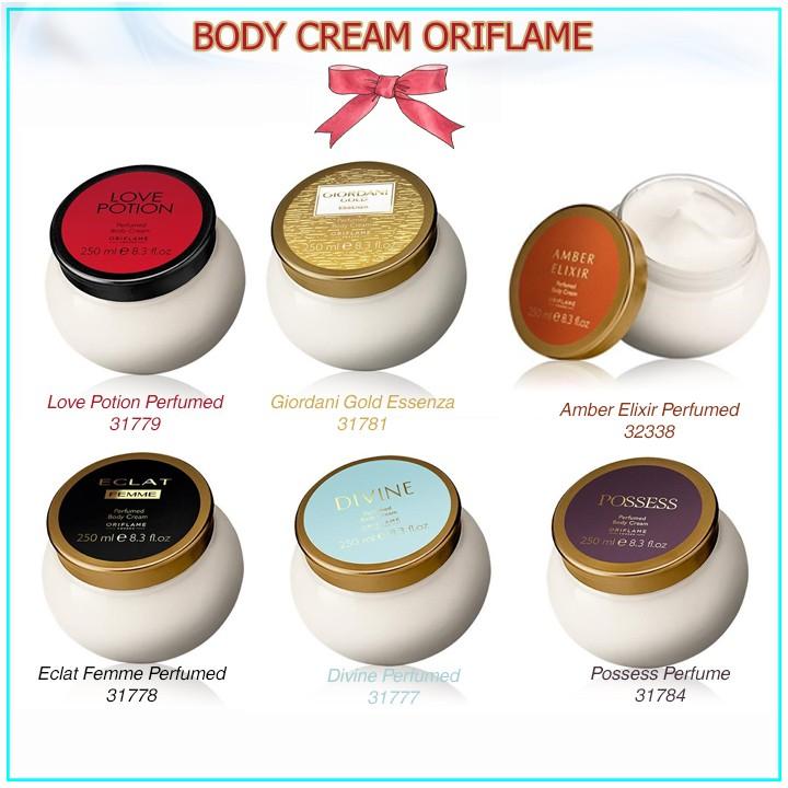 Dưỡng thể nước hoa Body Cream Oriflame 32338 / 31781 / 31778 / 31779 / 31777 / 31723 / 31784 - 2530285 , 832887316 , 322_832887316 , 117000 , Duong-the-nuoc-hoa-Body-Cream-Oriflame-32338--31781--31778--31779--31777--31723--31784-322_832887316 , shopee.vn , Dưỡng thể nước hoa Body Cream Oriflame 32338 / 31781 / 31778 / 31779 / 31777 / 31723 / 3