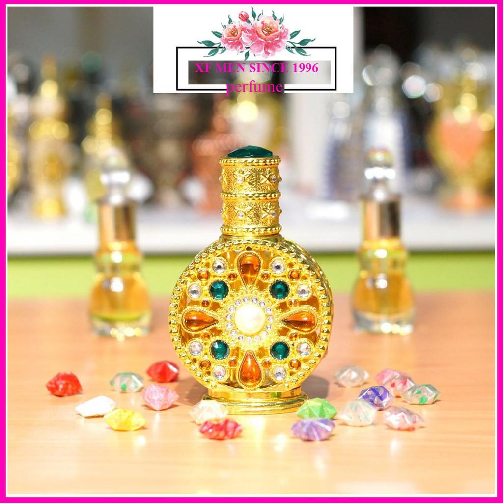 🌸QUÀ TẶNG 0Đ🌸 Tinh dầu nước hoa dubai - Thiết kế đa sắc hình tròn - Full Hộp