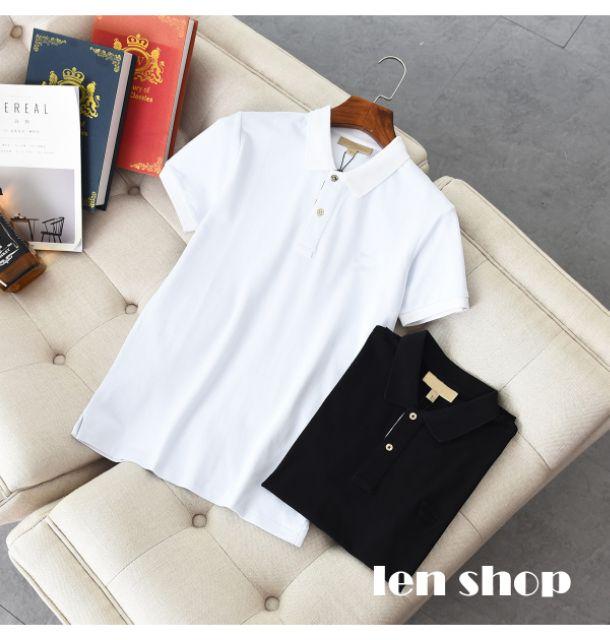 Áo thun nam tay ngắn có cổ bẻ đẹp cao cấp thời trang AT01