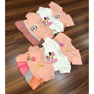 Váy bé gái HM⚡️ 𝐅𝐑𝐄𝐄 𝐒𝐇𝐈𝐏 ⚡️ Váy ngựa pony bé nào cũng thích đủ size từ 2- 10 tuổi chất cotton mềm đẹp