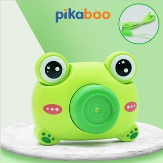 Đồ chơi trẻ em máy ảnh phun nước dễ thương cao cấp Pikaboo 8