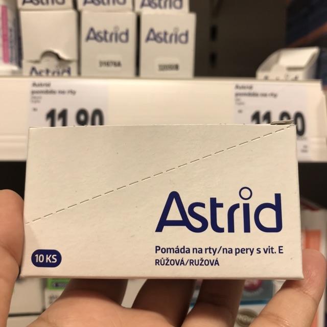 [Có bill] Son dưỡng mỡ hươu mini 3g Astrid SÉC