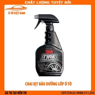 Chai xịt bảo dưỡng lốp ô tô 3M 39042 (Hàng Mỹ) thumbnail