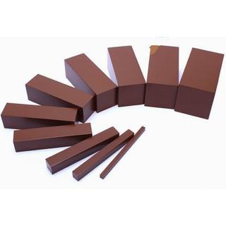 Thang nâu – Brown stair, Loại to