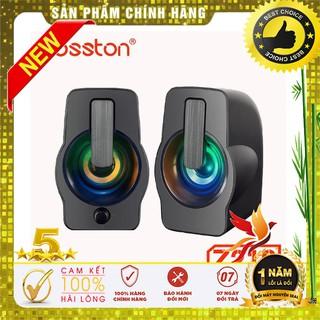 [Mã ELFLASH5 giảm 20K đơn 50K] Loa Bosston Z210 – Led RGB
