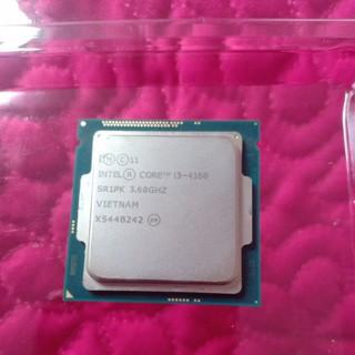 CPU Intel ®core™ i5-4590 @3.3Ghz ~ 3.7GHz