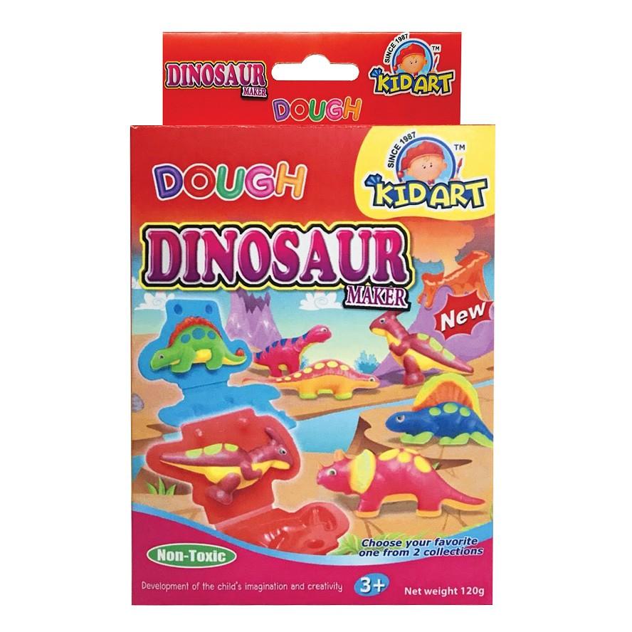 Bột Nặn PlayDough 6 màu Dino