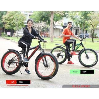 Xe đạp tập thể thao ngoài trời bánh to GF H thumbnail