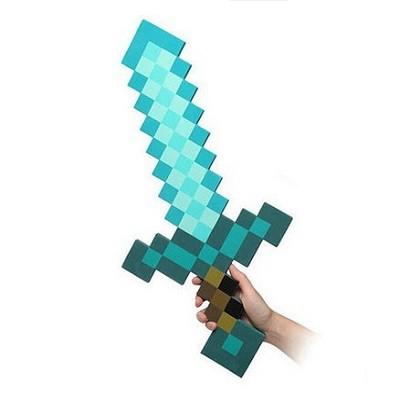 Kiếm Minecraft Diamond