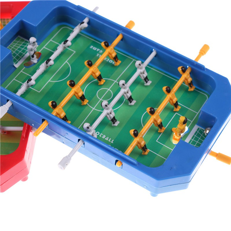 Mini Table Top Football Board Machine Football Table Game Home Match Gift Toy
