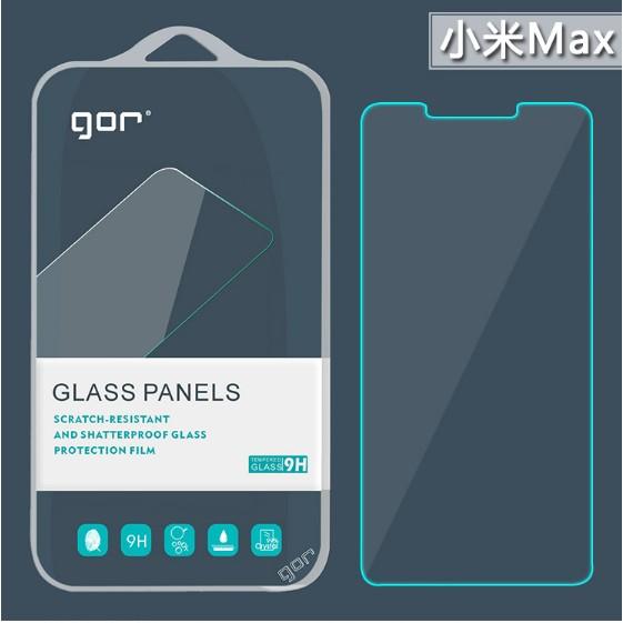 Xiaomi Mi Max - Cường lực Chính hãng Gor ( có keo chống hở cạnh)