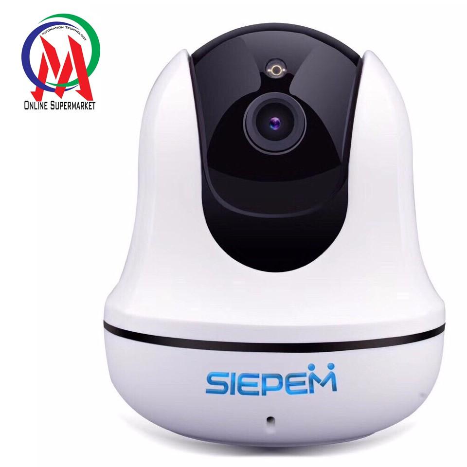 Camera wifi siepem 6828 độ phân giải 2.0