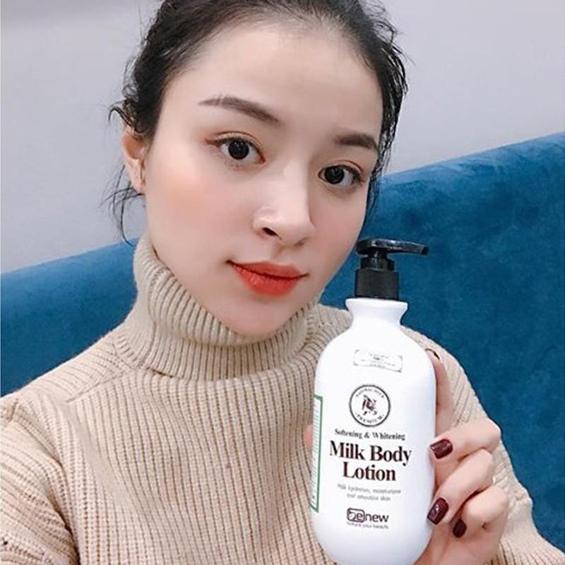[Mã COSHOT25 giảm 10% đơn 350K] Kem dưỡng thể trắng da toàn thân Benew Hàn Quốc Whitening Body Lotion BL119