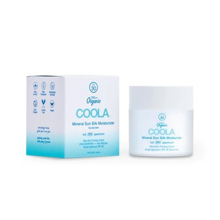 🌸Coola🌸 chống nắng chống tia UV Mineral Sun Silk Moisturizer Organic Sunscreen SPF 30
