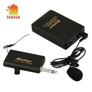 Hệ thống thu phát tín hiệu FM và Micro không dây