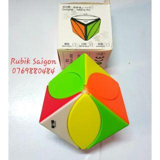 Rubik IVy stkless – Transparent