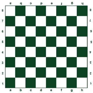 Bàn cờ thi đấu cờ vua tiêu chuẩn, bền đẹp
