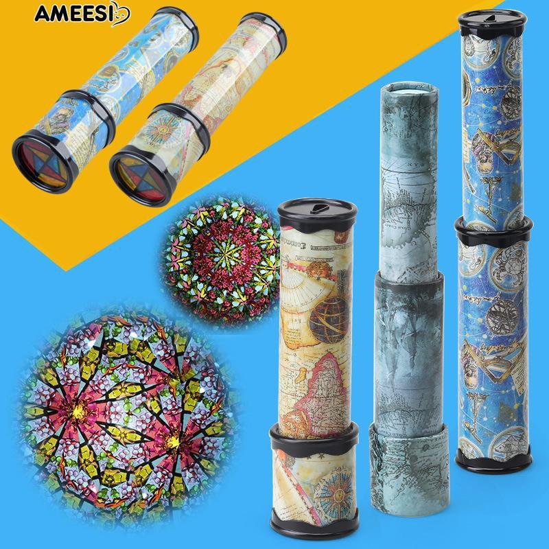 Kính Vạn Hoa Đồ Chơi Bằng Nhựa Siêu Thú Vị Dành Cho Các Bé Yđẹp (rẻ)