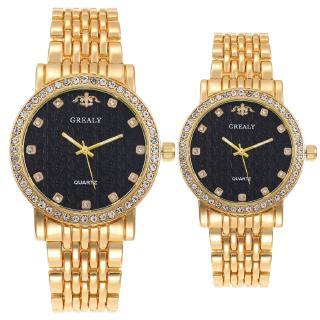 Đồng hồ nam kinh doanh cao cấp thời trang nam đầy đủ kim cương