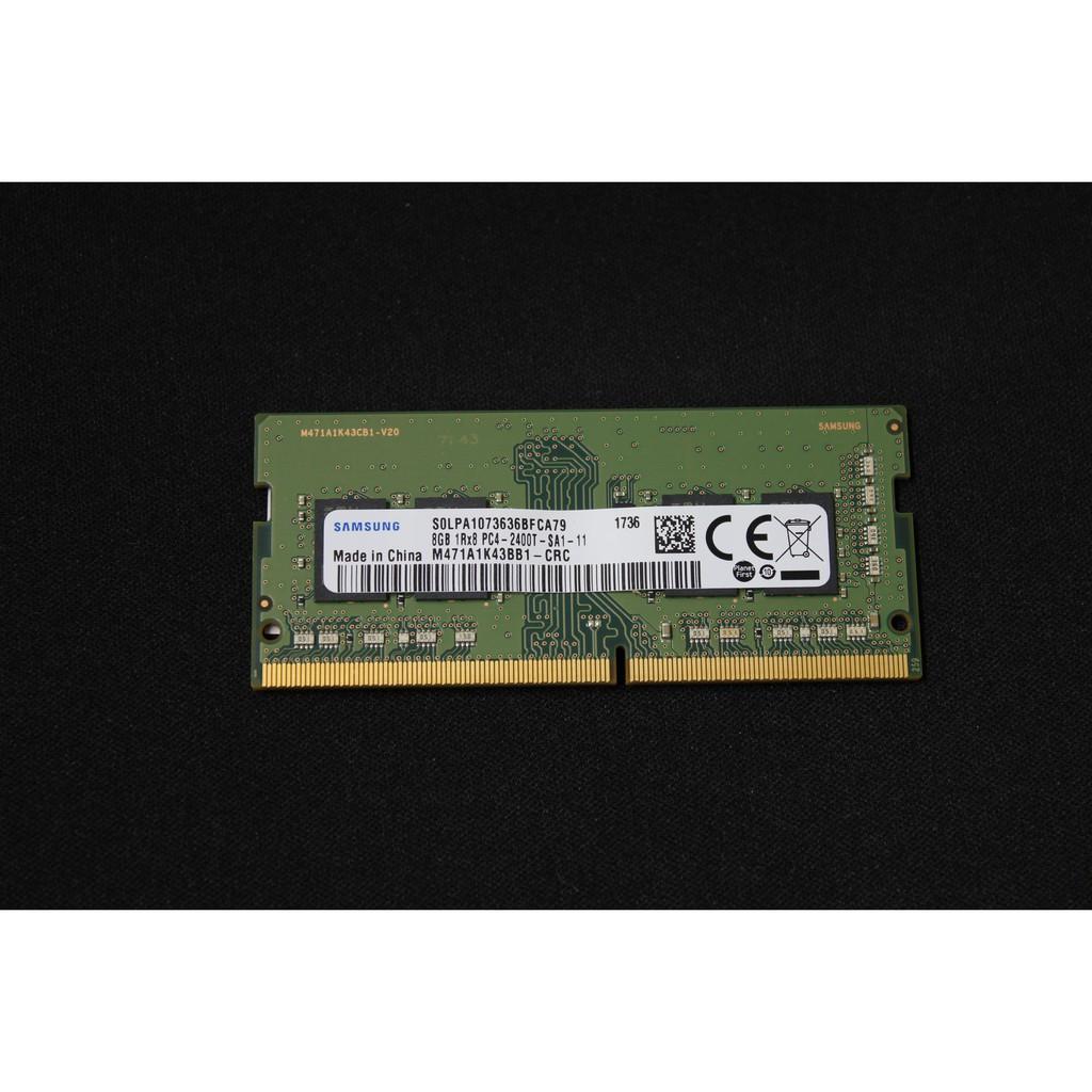 Ram laptop DDR4 8GB bus 2400 Giá chỉ 850.000₫