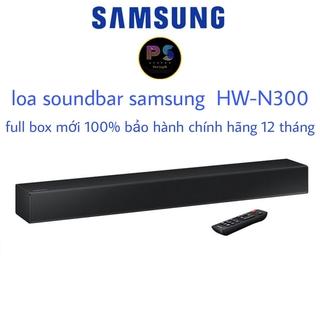 Loa thanh soundbar Samsung 2.1 HW-N300 chính hãng mới 100%(ti vi,máy tính..) thumbnail
