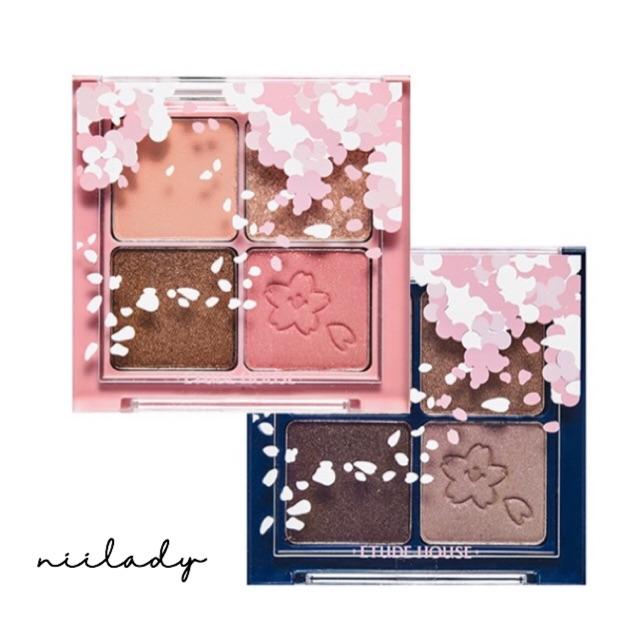 Màu Mắt Blend For Eye Cherry Blossom Edition