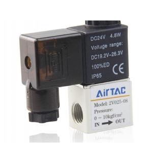 Van điện từ khí nén 2 cửa 2 vị trí Airtac