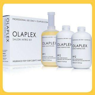 SIÊU RẺ Bộ phục hồi tóc HƯ TỔN Olaplex Bond Perfector 525mlx3 ( bộ 3 chai)