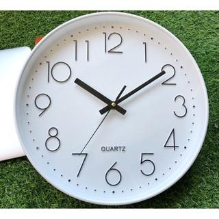 [SALE GIÁ HỦY DIỆT 35cm ] Đồng hồ treo tường quartz cao cấp