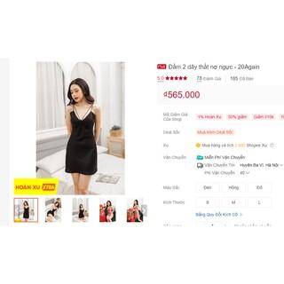 Váy ngủ thương hiệu 20again thumbnail