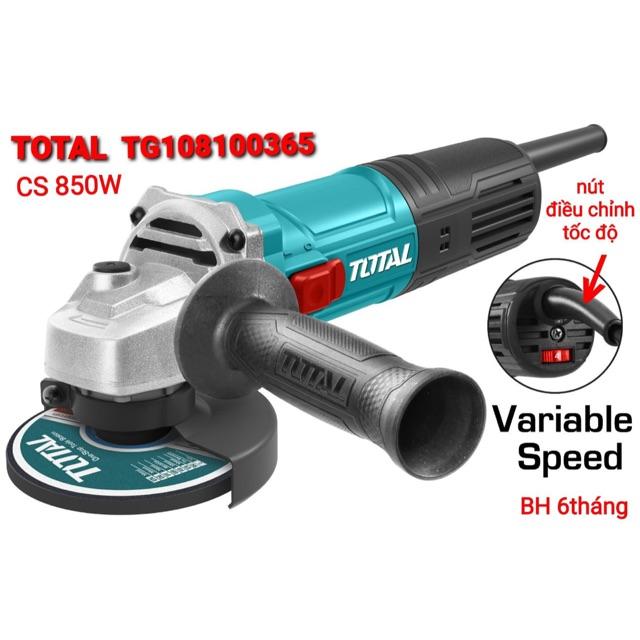 TG108100365 Máy mài chỉnh tốc 850w Total