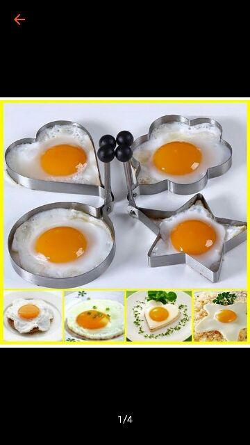 Sỉ 4 khuôn trứng cute.