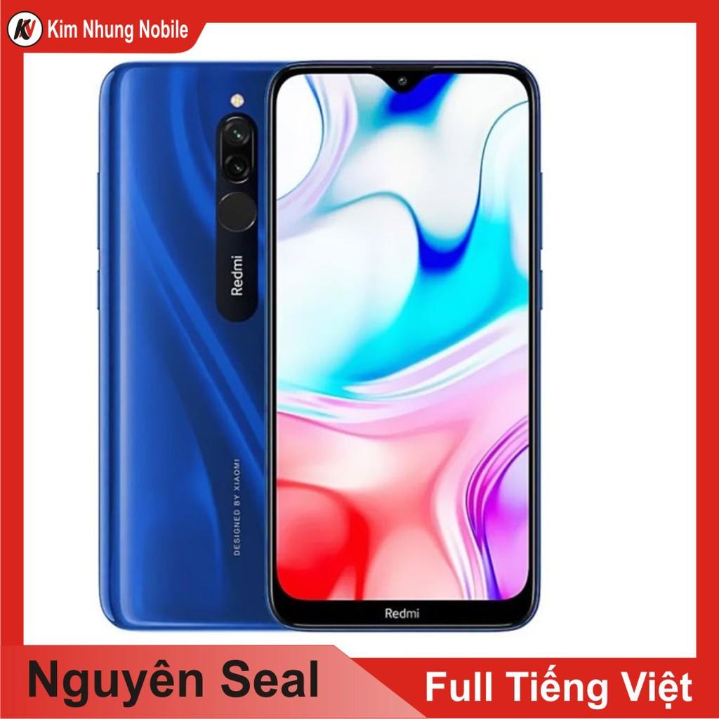 Điện thoại xiaomi Redmi 8 32GB Ram 3GB - Hàng Nhập khẩu