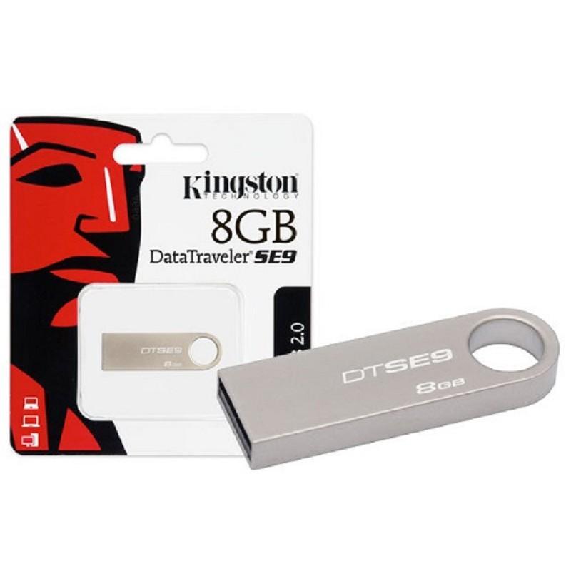 USB Kingston SE9 8Gb Đủ Dung Lượng